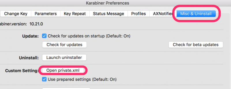 karabinar_open_private_xml